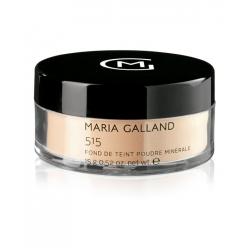 MARIA GALLAND 515 Fond de Teint Poudre Minerale 20 Miel
