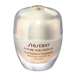 SHISEIDO Future Solution LX Total Radiance Foundation Rose 3 30 ml