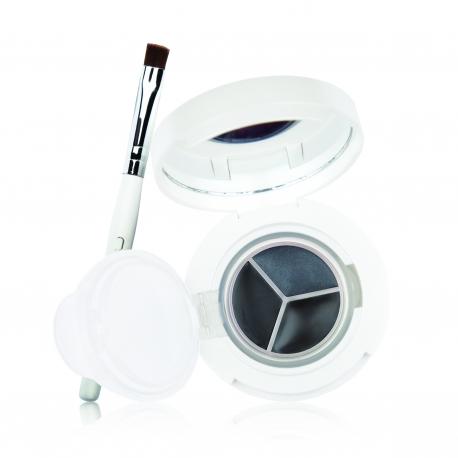 NEW CID i-gel Long Wear Eyeliner Graphite-Granite -Carbon