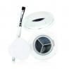 NEW CID i-gel Long Wear Eyeliner Graphite-Granite-Carbon