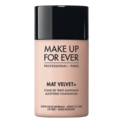 MAKE UP FOREVER Mat Velvet + Fondo Maquillaje 15 Alabaster 30 ml