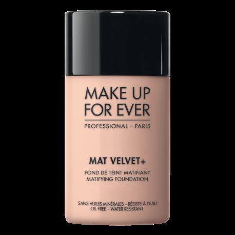 MAKE UP FOREVER Mat Velvet + Fondo Maquillaje 25 Warm Ivory 30 ml