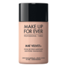 MAKE UP FOREVER Mat Velvet + Fondo Maquillaje 25 Warm Ivory 30 ml