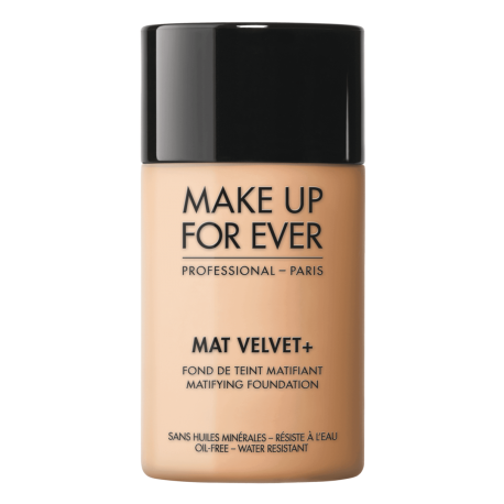 MAKE UP FOREVER Mat Velvet + Fondo Maquillaje 53 Golden Sand 30 ml