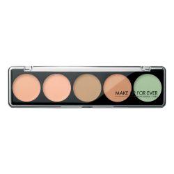 Make Up For Ever Palette 5 Cremes De Camuflage nº 1
