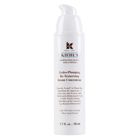 Kiehl's Hydro-Plumping Re-Texturizing Serum Concentrate 75 ml
