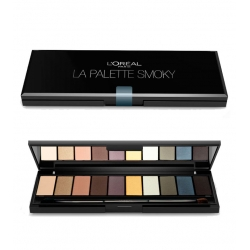 L'Oréal Paris Color Riche La Palette Smoky Sombra de Ojos