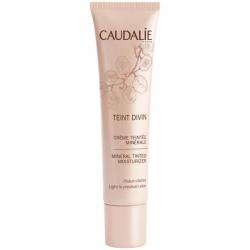 CAUDALIE Teint Divin Crema con Color Mineral Pieles Claras 30 ml