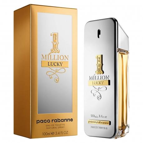 Paco Rabane One Million Lucky Eau de Toilette 100 ml