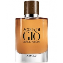 ARMANI Acqua Di Gio Absolu Eau De Parfum 75 ml