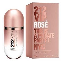 Carolina Herrera 212 VIP Rosé Eau de Parfum Vaporizador 50 ml