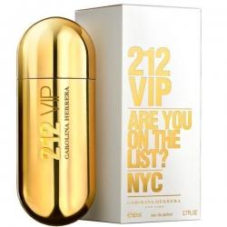 Carolina Herrera 212 VIP Eau de Parfum Vaporizador 80 ml