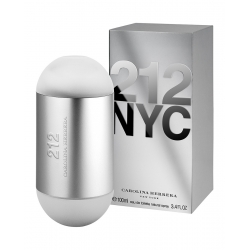 Carolina Herrera 212 NYC Eau de Toilette Vaporizador 100 ml
