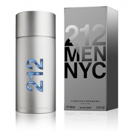 Carolina Herrera 212 MEN NYC Eau de Toilette Vaporizador 100 ml