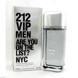 Carolina Herrera 212 VIP MEN Eau de Toilette Vaporizador 200 ml