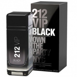 Carolina Herrera 212 VIP BLACK Eau de Parfum Vaporizador 200 ml