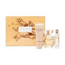 ELIE SAAB Le Parfum Estuche Eau de Parfum 90 ml + Vaporizador 10 ml + Loción Corporal 75 ml.