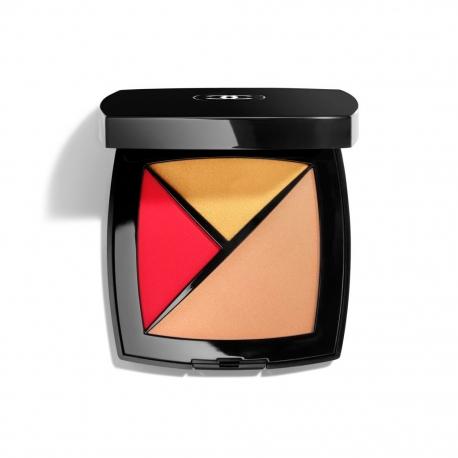 CHANEL Palette Essentielle Été Highlight Color 190 Éclat Solaire