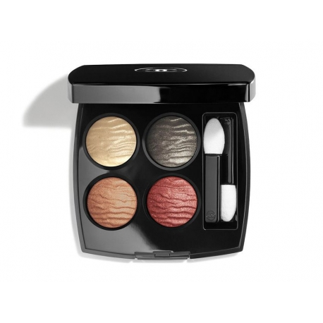 CHANEL Éclat Énigmatique Limited Edition 4 Sombras Ojos