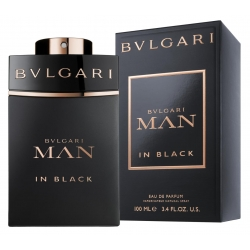 BVLGARI MAN In Black Eau de Parfum Vaporizador 100 ml