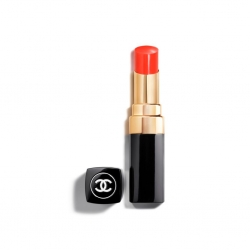 CHANEL Rouge Coco Shine 138 Poppy Orange