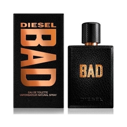 DIESEL BAD Eau de Toilette Vaporizador 125 ml