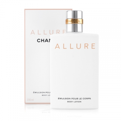 CHANEL Allure Émulsion Pour Le Corps Body Lotion 200 ml