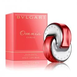 BVLGARI Omnia Coral Eau de Toilette Vaporizador 40 ml
