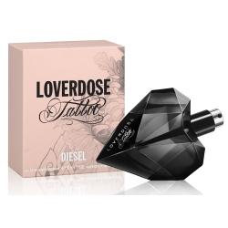DIESEL Loverdose Tattoo Eau de Parfum Pour Femme 50 ml