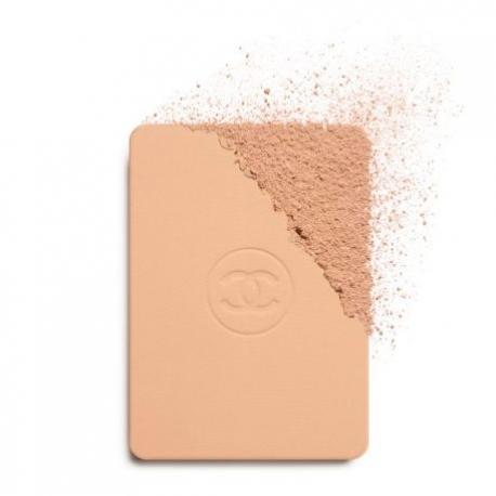 CHANEL Le Teint Ultra RECARGA Fondo Maquillaje Compacto 60 Beige