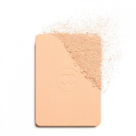 CHANEL Le Teint Ultra RECARGA Fondo Maquillaje Compacto 30 Beige