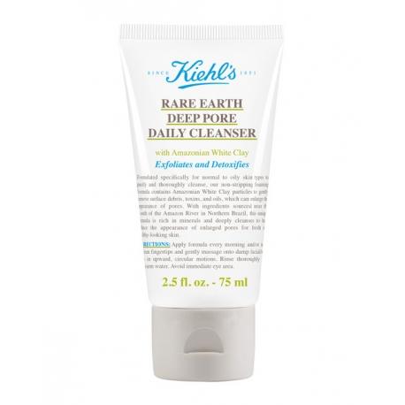 Kiehl's Rare Earth Deep Pore Daily Cleanser 75 ml