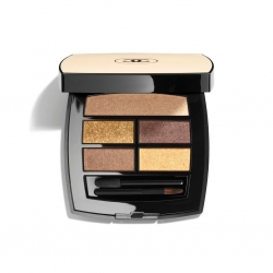 CHANEL Les Beiges Palette Regard Belle Mine Naturelle Deep