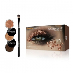 Bellápierre Eye Slay COPPER GLAM Set
