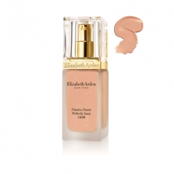Elizabeth Arden Flawless Finish Perfectly Satin 24HR Makeup SPF 15 02 Cream Nude
