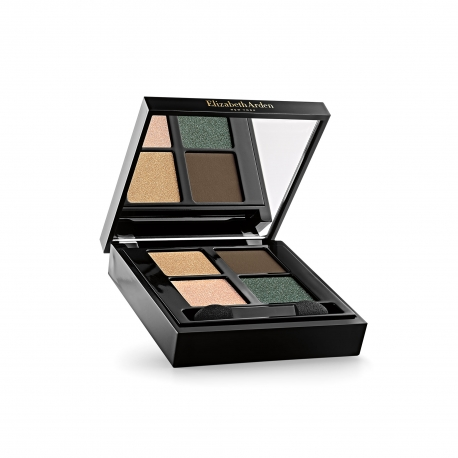 Elizabeth Arden Limited Edition Beautiful Color Eye Shadow Quad 01 Golden Opulence