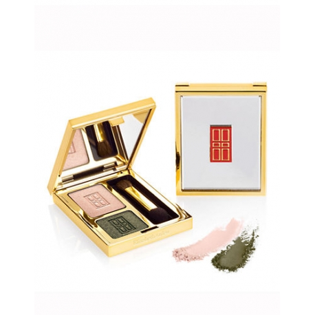 Elizabeth Arden Beautiful Color Eye Shadow Duo 01Classic Khaki