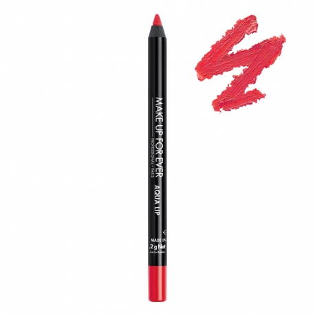 MAKE UP FOREVER Aqua Lip 25C Orange Red