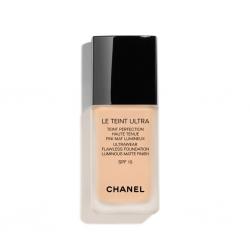 CHANEL Le Teint Ultra Fondo Maquillaje Mate Luminoso 50 Beige