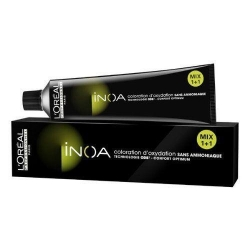 L'Oréal Professionnel INOA Color 6 Fundamental Rubio Oscuro 60 ml