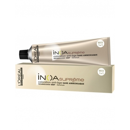 L'Oréal Professionnel INOA SUPREME Color 8,13 Lingote Divino 60 ml