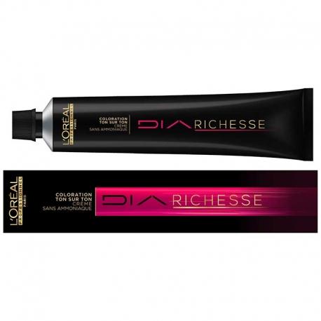L'Oréal Professionnel Diarichesse 6,01 Rubio Oscuro Glaseado