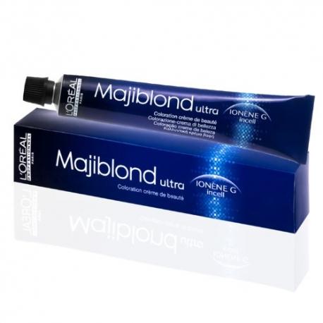 L'Oréal Professionnel Majiblond Ultra 901 S Rubio Muy Claro Ceniza Claro 50 ml