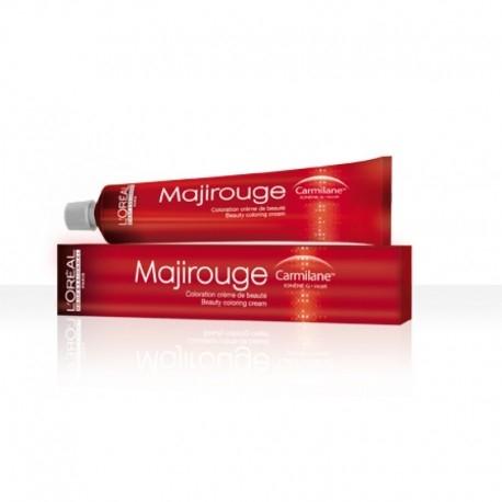 L'Oréal Professionnel Majirouge C 6,60 Carmilane Rubio Oscuro Rojo Profundo 50 ml