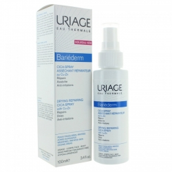 URIAGE BARIÉDERM CICA-Spray Secante Reparador con Cu-Zn 100 ml
