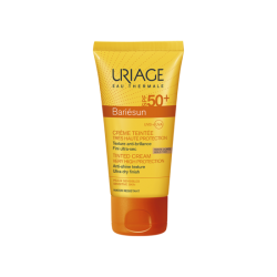 URIAGE BARIÉSUN Crema con COLOR GOLD SPF50+ 50 ml