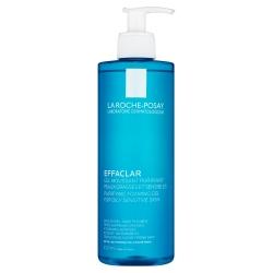 La Roche-Posay EFFACLAR Gel Moussant Purificante Pieles Grasas y Sensibles 400 ml