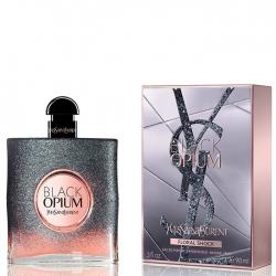 Yves Saint Laurent Black Opium FLORAL SHOCK Eau de Parfum Vaporizador 90 ml
