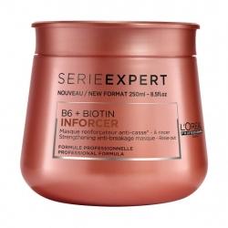 L'Oreal Professionnel Serie Expert B6 + Biotin Inforcer Mascarilla 250 ml