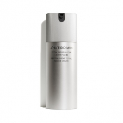 SHISEIDO Men Total Revitalizer Light Fluid Antiedad Piel Mixta a Grasa 80 ml